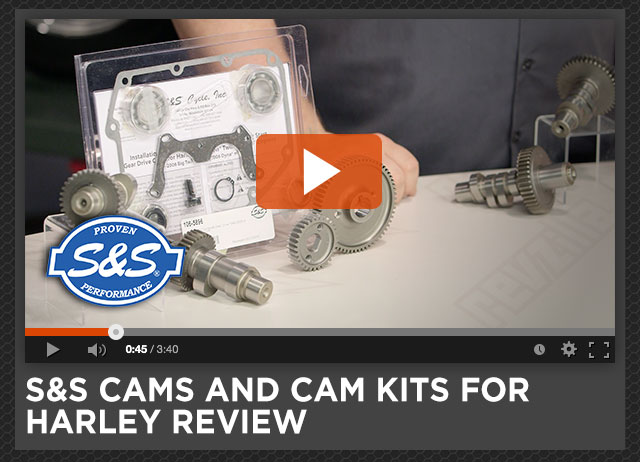 S&S Cams and Cam Kits for Harley Review