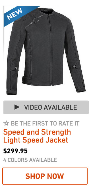 Speed and Strength Light Speed Jacket