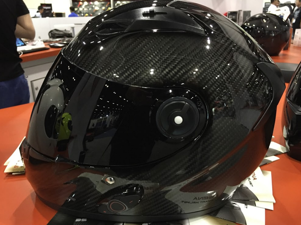 Sena Smart Bluetooth Motorcycle Helmet