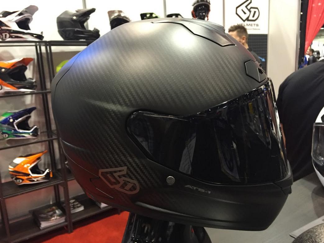 6D ATS-1 Motorcycle Helmet