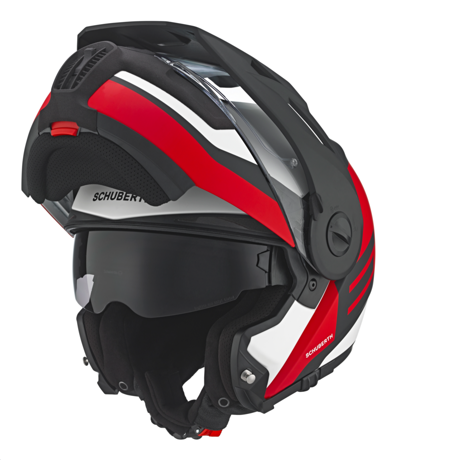 Schuberth Adventure Helmet