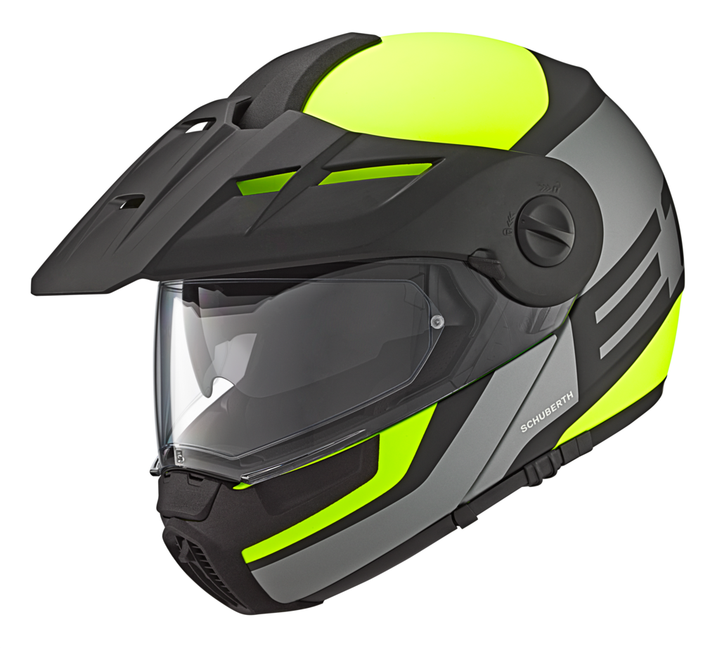 Schuberth E1 Adventure Motorcycle Helmet