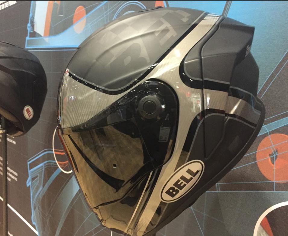 Bell Pro Star Motorcycle Helmet (2)
