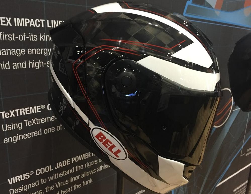 Bell Pro Star Motorcycle Helmet