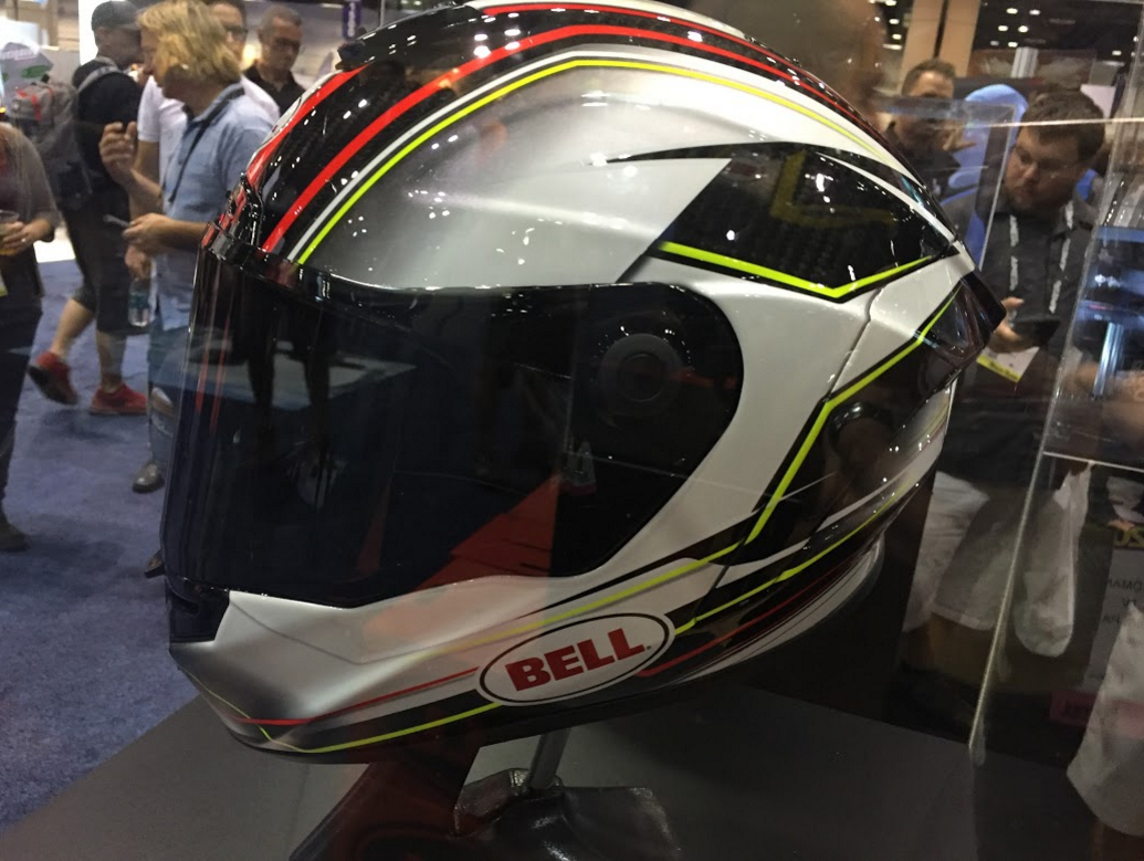 Bell Race Star Motorcycle Helmet