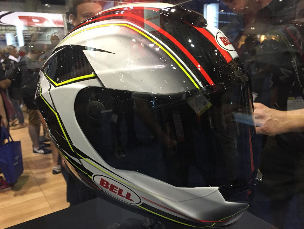 Bell Race Star Motorcycle Helmet (3)