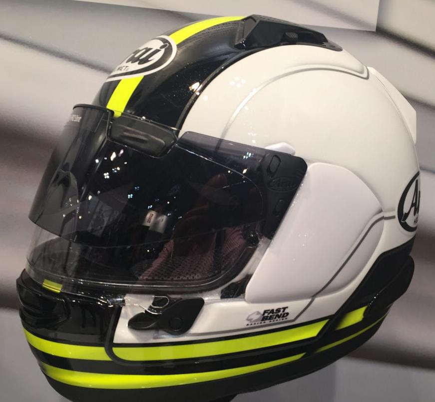 Arai RXQ Motorcycle Helmet