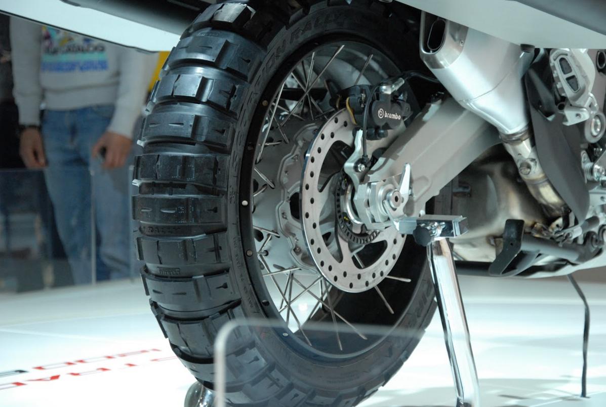 Pirelli Scorpio ADV Motorcycle Tires