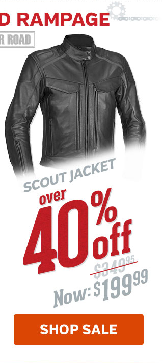 Over 40% Off Scout Jacket