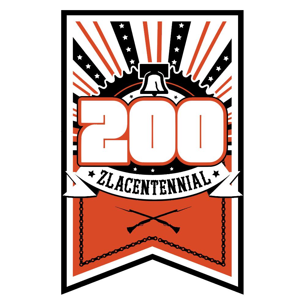 ZLAcentennial logo