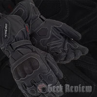 Cortech Scarab Glove Review