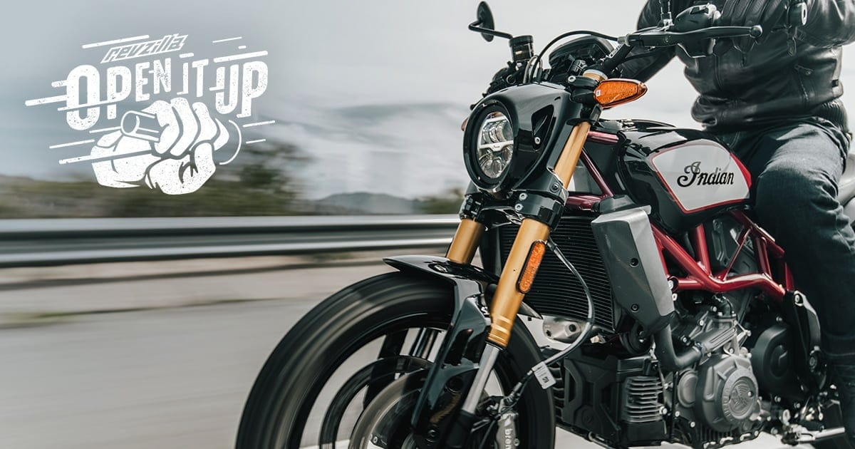 Win A Free Indian FTR 1200 S | 2019 Motorcycle Sweepstakes