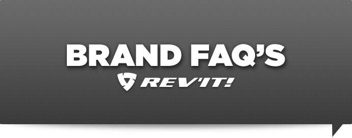 REV'IT FAQs