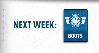 Next Week: 2014 Boots Gear Guide