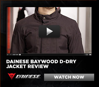 Dainese Baywood D-Dry Jacket Review