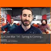 March 12, 2014 ZLA Live