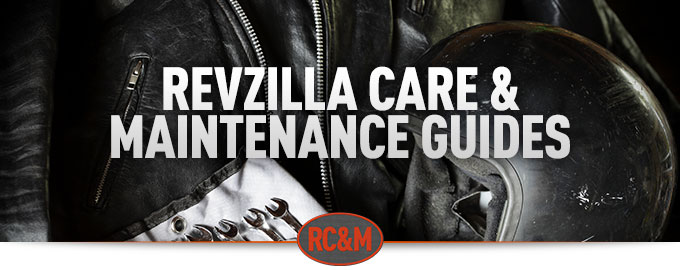 RevZilla Care & Maintenace Guides