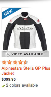 Alpinestars Stella GP Plus Jacket