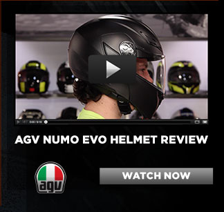AGV Numo EVO Helmet Review