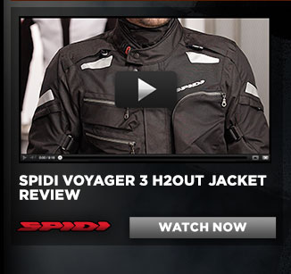 Spidi Voyager 3 H2OUT Jacket Review