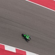 Nicky Hayden at Circuit of the Americas