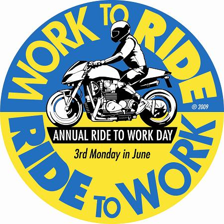 Ride to Work logo