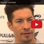 Nicky Hayden video
