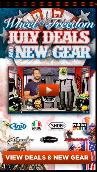 July Deals & New Gear