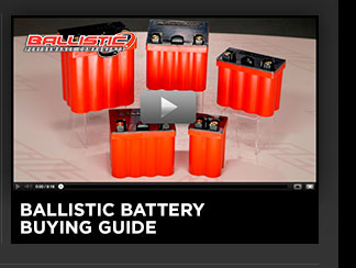 Ballistic Performance 8 Cell EVO2 Battery Buying Guid