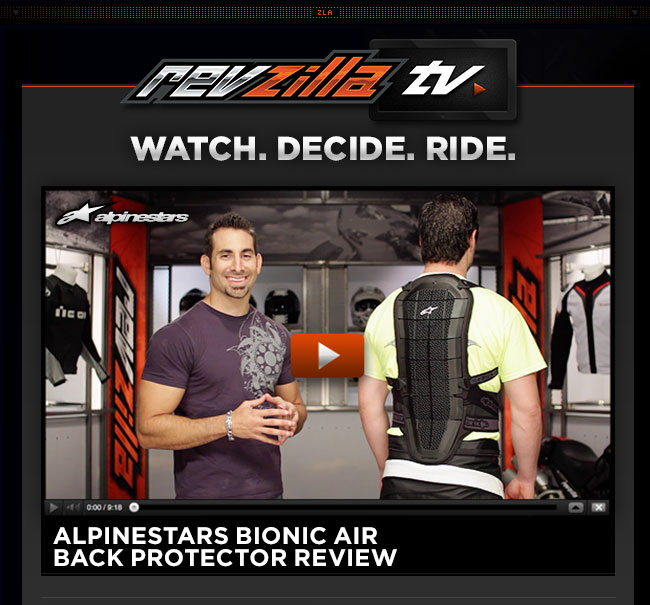 Alpinestars Bionic Air Back Protector Review