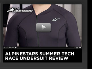 Alpinestars Summer Tech Race Undersuit Review