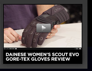 Dainese Women's Scout EVO Gore-Tex Gloves Review