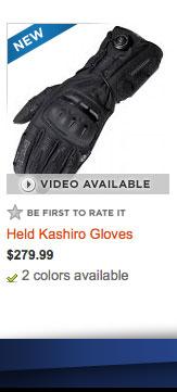 Held Kashiro Gloves