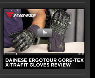 Dainese Ergotour Gore-Tex X-Trafit Gloves Review
