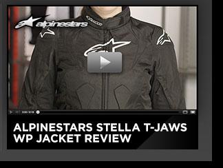 Alpinestars Stella T-Jaws WP Jacket Review