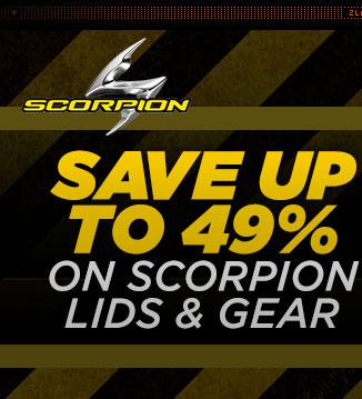 Shop Scorpion Closeouts