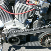 chopper drivetrain