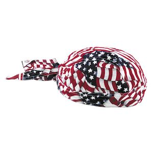 Zan's American Flag Flydanna