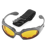 Bobster Gx Convertible Silver Sunglass With Strap