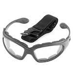 Bobster GXR Convertible Goggle / Sunglass With Strap