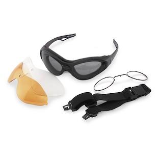 Bobster Spektrax Convertible Goggle / Sunglasses