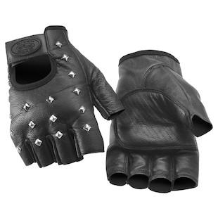 River Road Vegas Fingerless Gloves