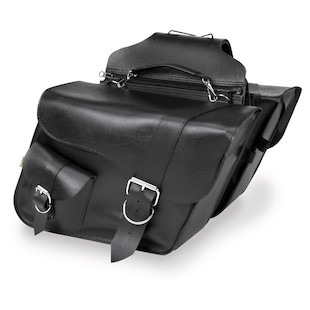 Willie & Max Ranger Standard Slant Saddlebags