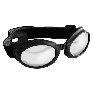 Airfoil 7600 Series Goggle Color Silver Mirrored