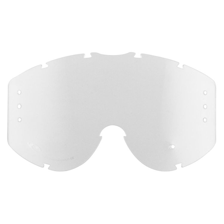 Pro Grip Pre-Drilled Clear Replacement Lens for Roll-Offs