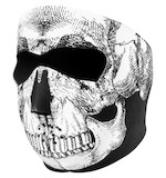 Zan's Skull Neoprene Face Mask
