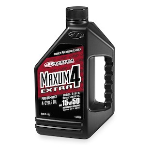 Maxima Extra Engine Oil