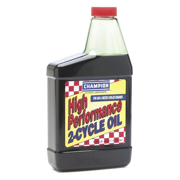 Champion 2-Stroke High Performance Engine Oil