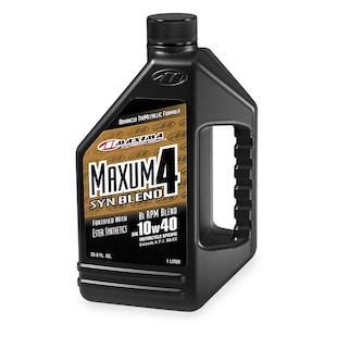 Maxima Maxum4 Synthetic Blend Engine Oil