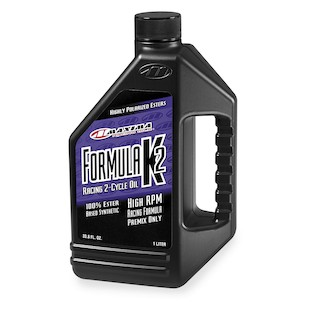 Maxima Formula K2 Engine Oil